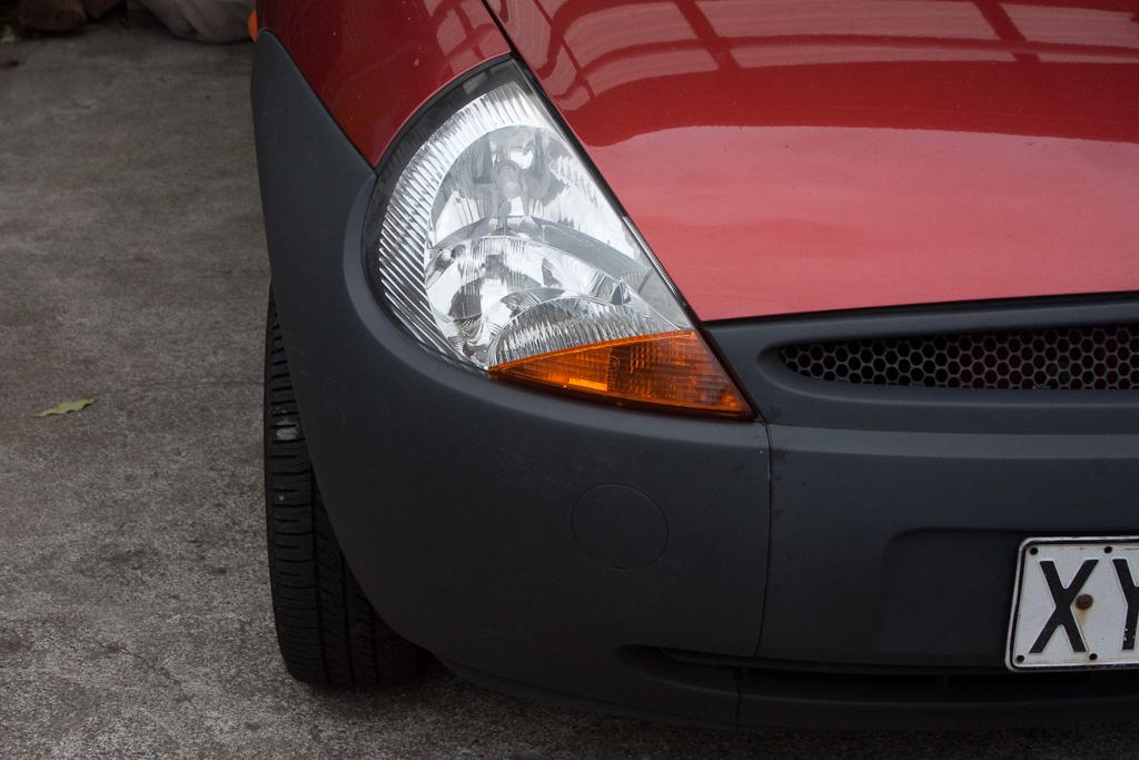 1999 Ford Ka Headlight Repair